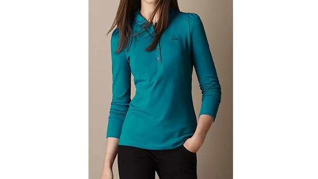 企业喜爱的长袖polo衫定制工作服,派优服务过10000+企业
