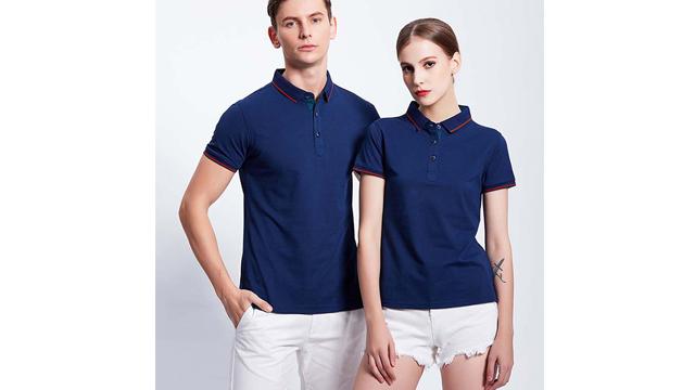 为什么大多企业工服都要选择高档t恤定制?