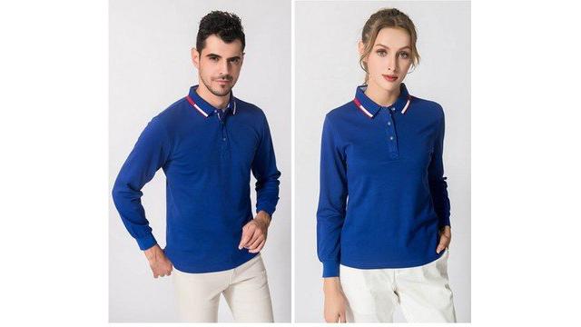 如何做出质优价廉的polo衫工服定制?