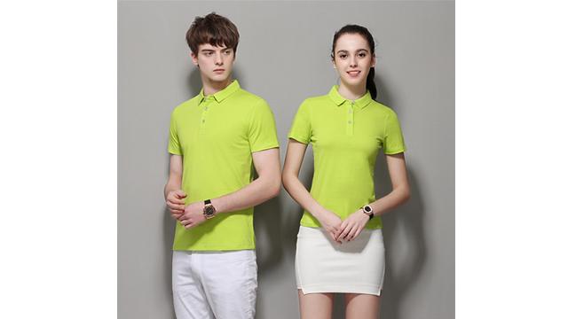 夏季定制T恤衫用什么样的面料更凉快更舒适?