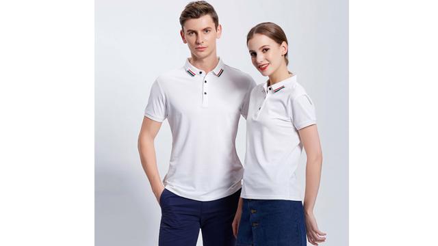 为什么企业夏季定制纯棉t恤衫工作服较多?