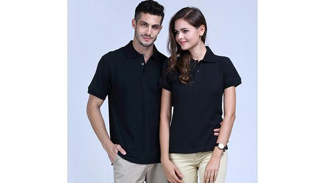 衬衫和polo衫定制工作服那个好看?