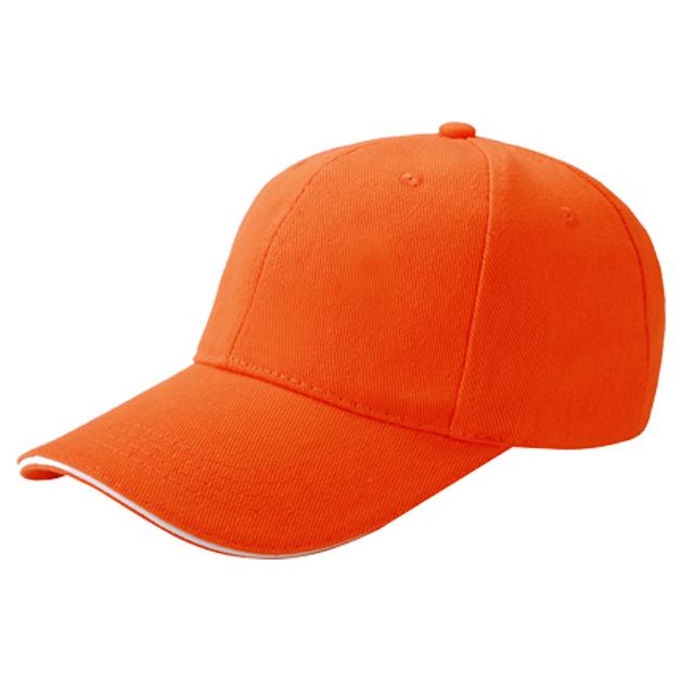 纯色棒球帽(精梳纯棉)多色可选