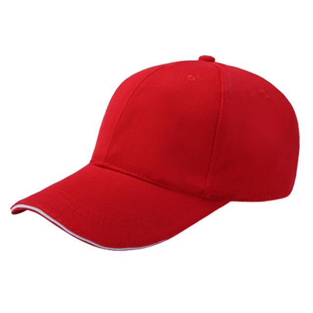 棒球帽(精梳纯棉)多色可选